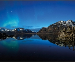 7106 Norwegische Nacht