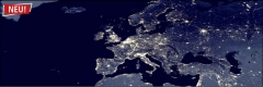 7425 Nachtlichter Europa
