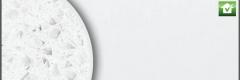 B5202 Weiß Spiegel poliert