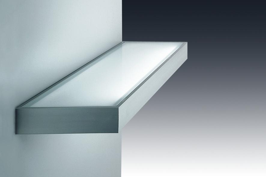 LED-Glasregalleuchte